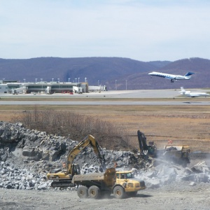 Wilkes-Barre/Scranton International Airport Taxiway B Extension